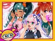 Manga Kızları