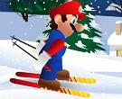 Mario Kayak Yapıyor