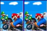 Mario ve Luigi 6 Fark Bulma