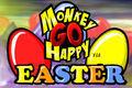 Maymunu Mutlu Et Paskalya Bayramı