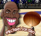 Michael Jordan Basket