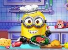 Minyon Yemek Hazırlama