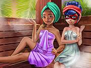 Moana ile Sauna Keyfi