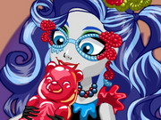 Monster High Ghoulia Giydir