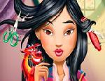 Mulan'ın Saç Kesimi