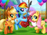 My Little Pony Bahar Festivali
