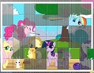 My Little Pony Blok Puzzle