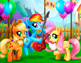 My Little Pony Çiftlik Festivali