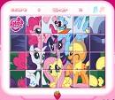 My Little Pony Döndürmeli Puzzle