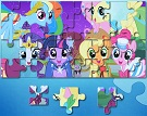 My Little Pony Karakterleri Puzzle