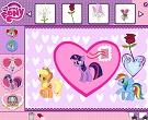 My Little Pony Kartpostal Hazırlama