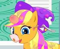 My Little Pony : Rainbow'u İyileştir
