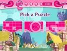 My Little Pony Seçimli Puzzle