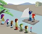 Nehirden Geçme
