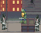 Ninja Kaplumbağalar Çifte Saldırı