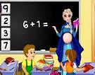 Okul Öğretmeni Elsa