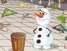 Olaf Arendelle Temizliği