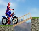 Örümcek Adam Köprü Kurma