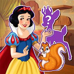 Pamuk Prenses ve Hayvanlar