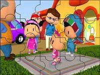 Pepe ve Ailesi Yapboz