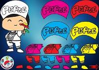 Pepe ve Keloğlan Giydirme