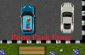 Pepee Araba Park Etme