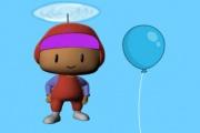 Pepee ile Balon Yakalama