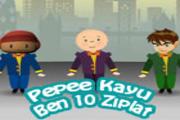 Pepee Kayu Ben10 Zıplatma