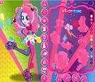 Pinkie Pie Rainbooms Tarzı Giydirme