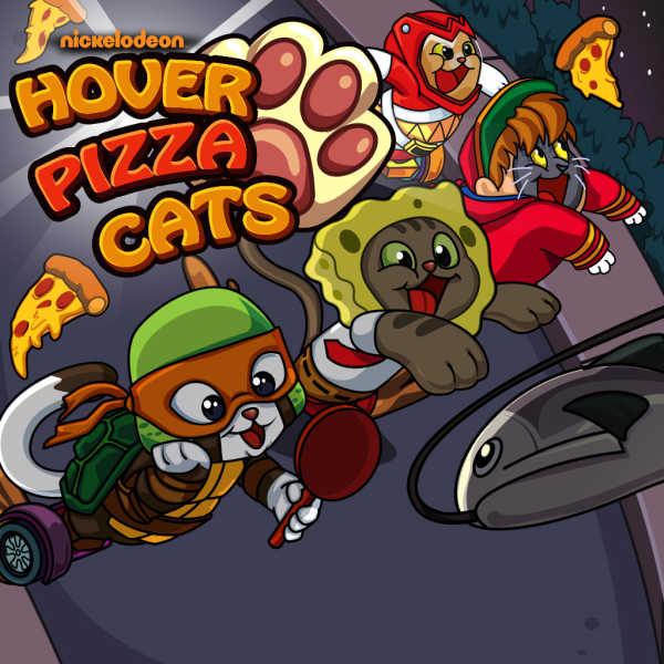 Pizza Delisi Kediler