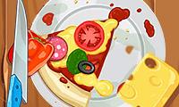 Pizza Yapma Simülasyonu