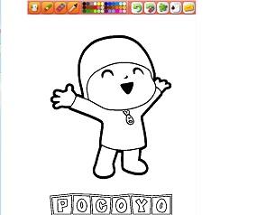 Pocoyo Boyama