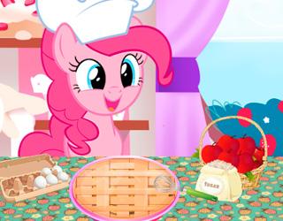 Pony ile Pasta Yapma