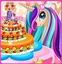 Pony Prenses Pasta Tasarımı