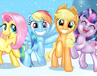Ponyler Yılbaşı Partisi