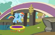 Ponyleri Zıplat