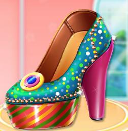 Prenses Ayakkabı Tasarımcısı