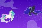 Prenses Celestia ile Prenses Luna Savaşı