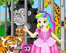Prenses Juliet Hayvanat Bahçesinde
