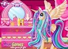 Prenses Pony Saç Bakımı