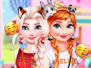 Prensesler Kostüm Partisi