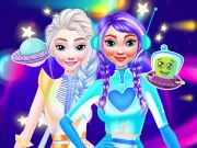 Prensesler Uzay Macerası