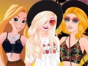 Prenseslerin Festival Eğlencesi