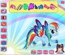 Rainbow Dash Rainbow Power Modası