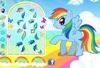 Rainbow Dash Süper Tarzı
