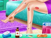 Rapunzel Bacak Modeli