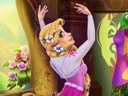 Rapunzel Bale Provası