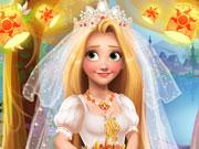 Rapunzel ile Düğün Modası