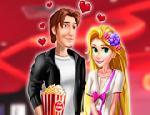 Rapunzel ile Sevgililer Günü
