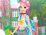 Rapunzel Modacı Olma Yolunda